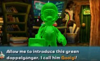 Gooigi Luigi's Mansion Screenshot