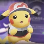 Lavender Town Pokémon Let's Go Screenshot