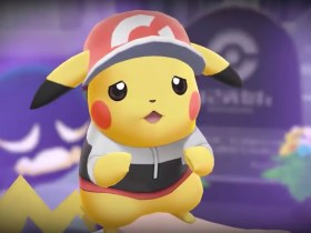 Lavender Town Pokémon Let's Go Screenshot