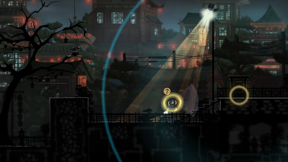Mark Of The Ninja Remastered Review Screenshot 2