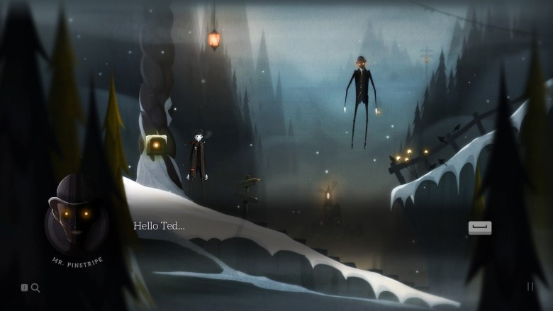 Pinstripe Screenshot