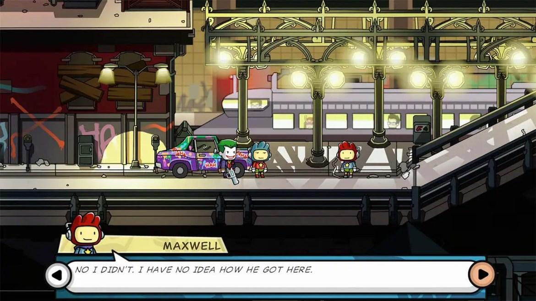 Scribblenauts Mega Pack Review Screenshot 1