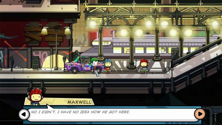 Scribblenauts Mega Pack Review Screenshot 1