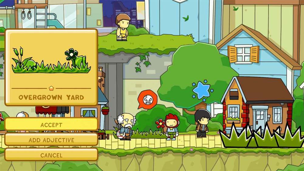 Scribblenauts Mega Pack Review Screenshot 2
