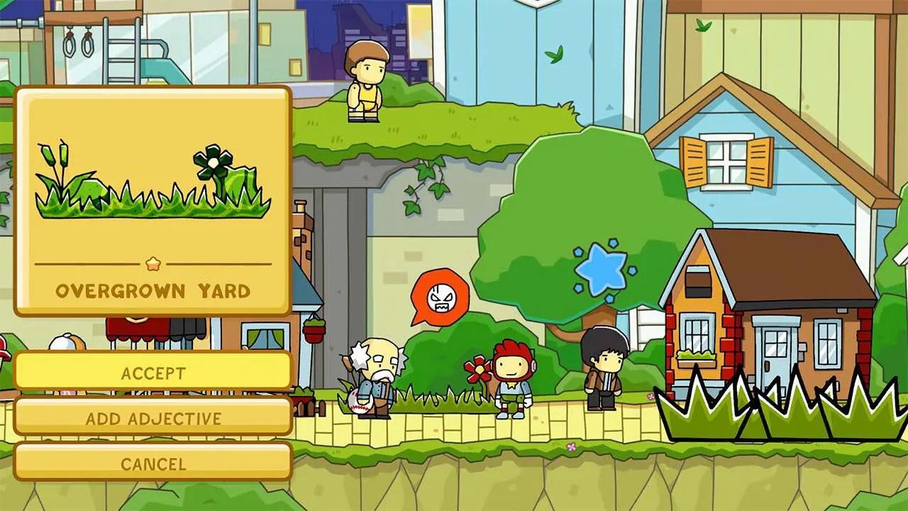 Scribblenauts Mega Pack Review Screenshot 2