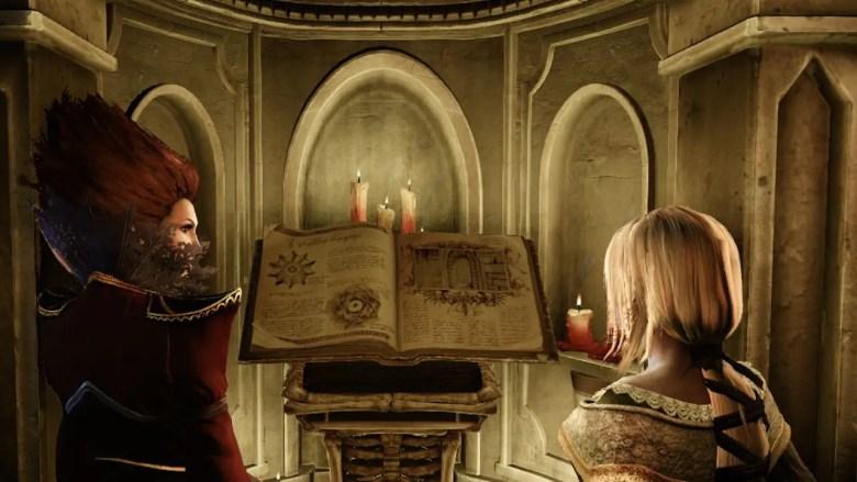Shadow of the Eternals Screenshot