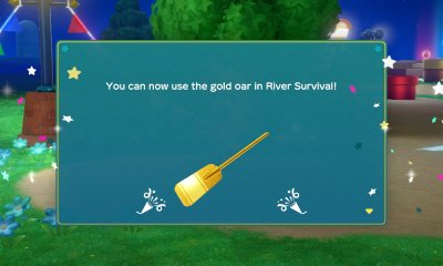 Super Mario Party Gold Oar Screenshot