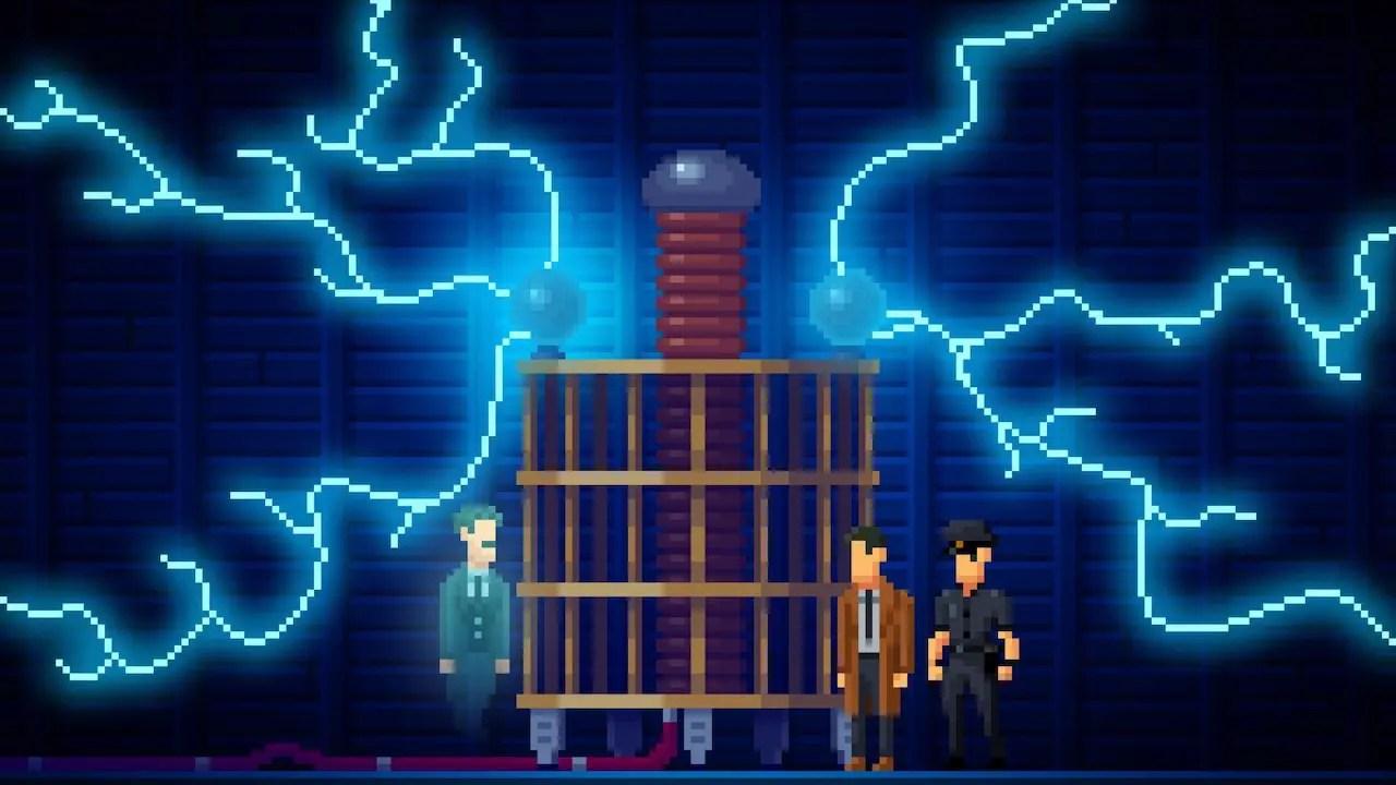 The Darkside Detective: Season 2 Screenshot