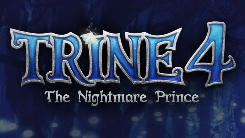 Trine 4: The Nightmare Prince Logo