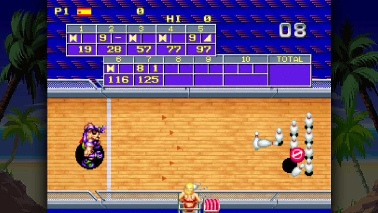Windjammers Review Screenshot 3
