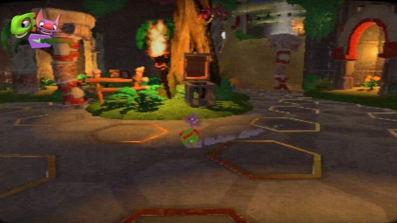 Yooka-Laylee 64-Bit Tonic Screenshot