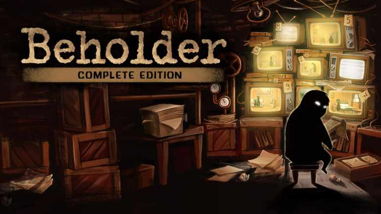 Beholder: Complete Edition Key Art
