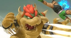 Bowser Super Smash Bros. Ultimate Screenshot