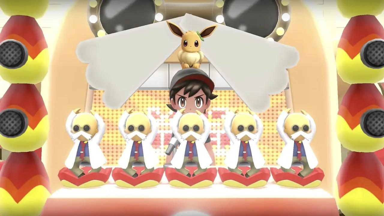 Cinnabar Island Gym Pokémon Quiz Answers In Pokémon Let's Go