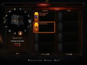 Diablo III Eternal Collection amiibo Portal Screenshot