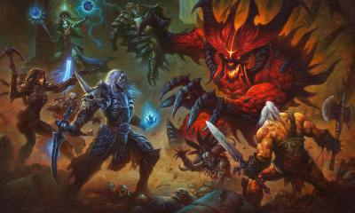 Diablo III Eternal Collection Review Header