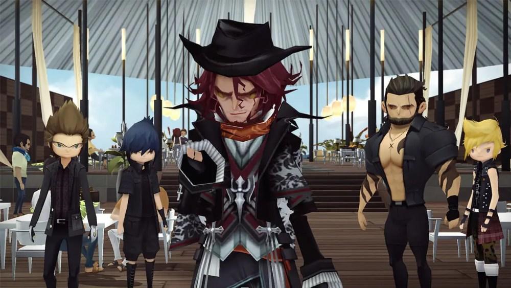 Final Fantasy XV Pocket Edition HD Review Screenshot 1