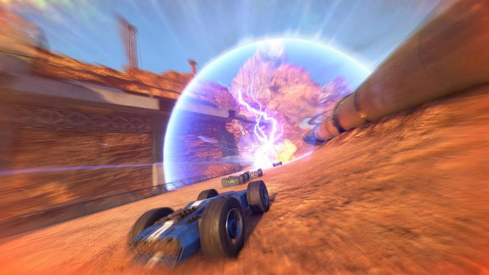 GRIP: Combat Racing Review Screenshot 2