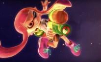 Inkling Super Smash Bros. Ultimate Art