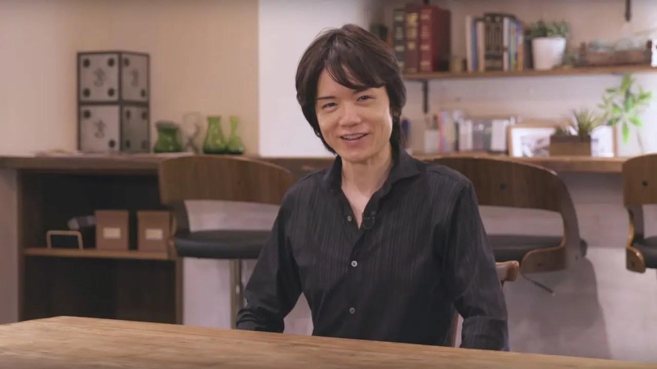 Masahiro SakuraI Super Smash Bros. Ultimate Direct Photo