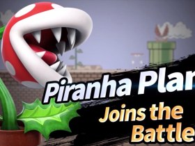 Piranha Plant Super Smash Bros. Ultimate Screenshot