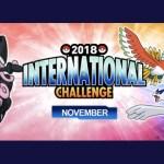 Pokémon 2018 International Challenge Banner