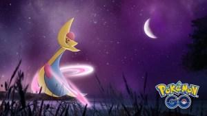 Pokémon GO Cresselia Artwork