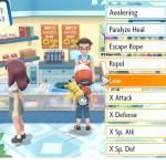 Pokémon Let's Go Lure Screenshot