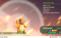 Pokémon Let's Go Nature Chart Screenshot