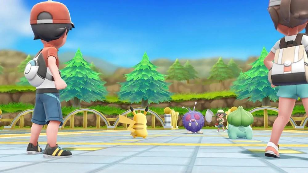 Pokémon Let's Go Review Screenshot 4
