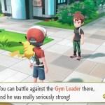 Pokémon Let's Go Rival Name Screenshot