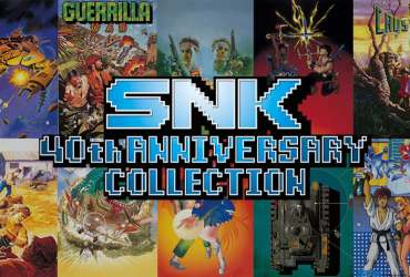 SNK 40th Anniversary Collection Review Header