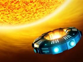 Solar Flux Key Art