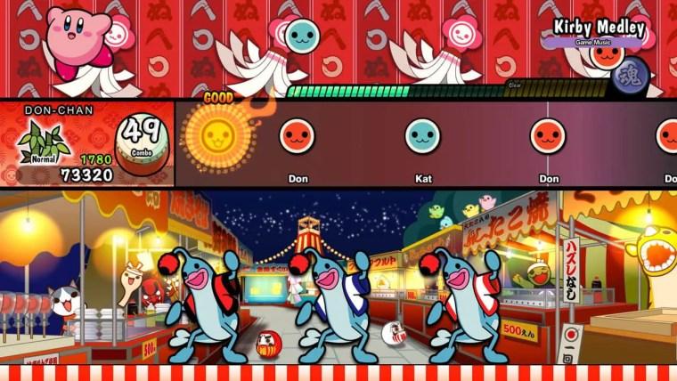 Taiko No Tatsujin: Drum 'N' Fun! Review Screenshot 2