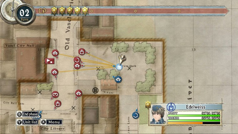 Valkyria Chronicles Review Screenshot 1