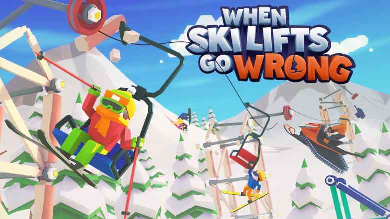 When Ski Lifts Go Wrong Key Art