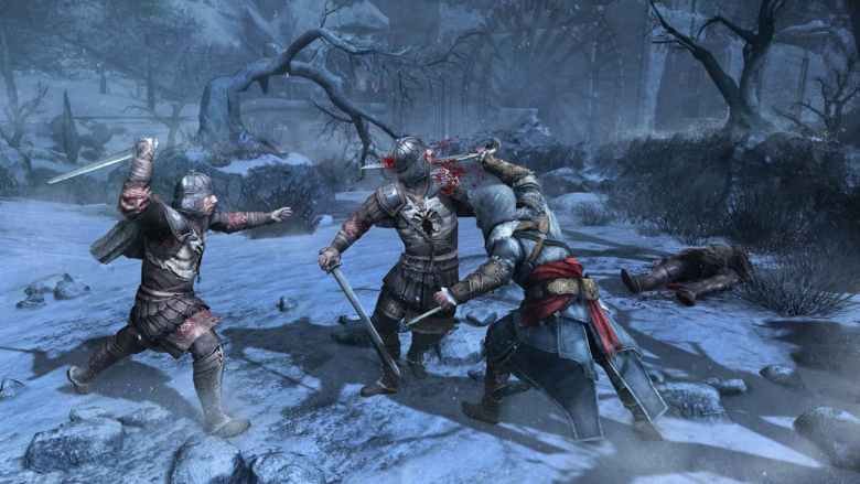 Assassin's Creed Compilation Screenshot