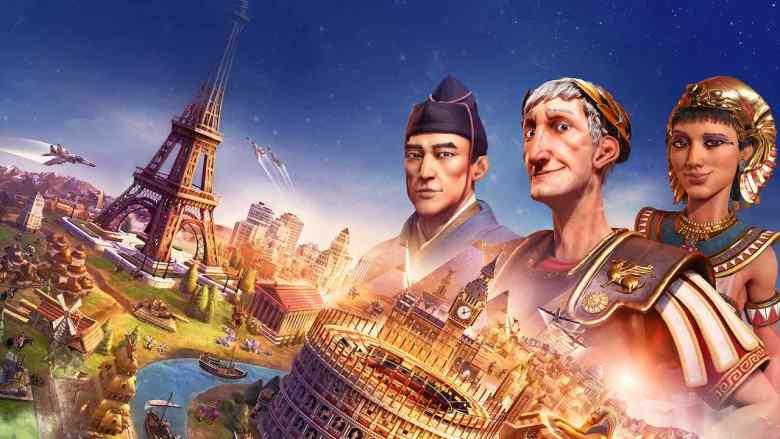 Civilization VI Review Header