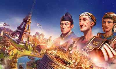 Civilization VI Review Header