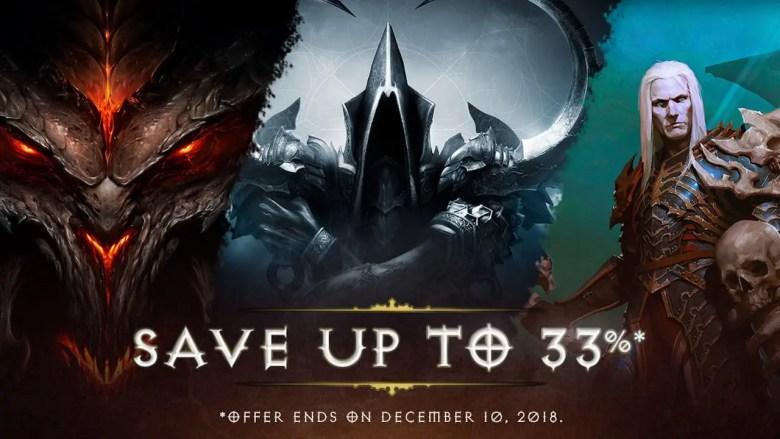 Diablo III Eternal Collection Discount