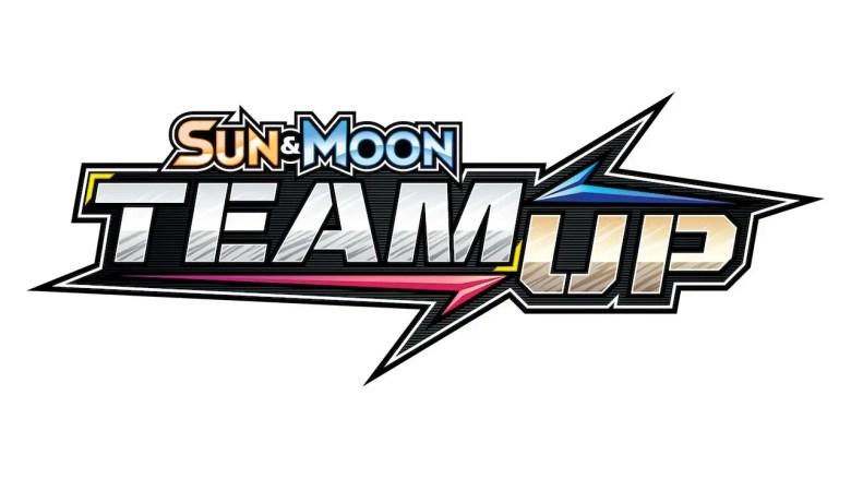 Pokémon TCG: Sun and Moon - Team Up Logo