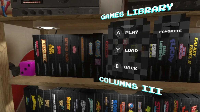 SEGA Mega Drive Classics Review Screenshot 1