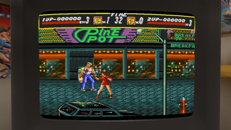 SEGA Mega Drive Classics Review Screenshot 2