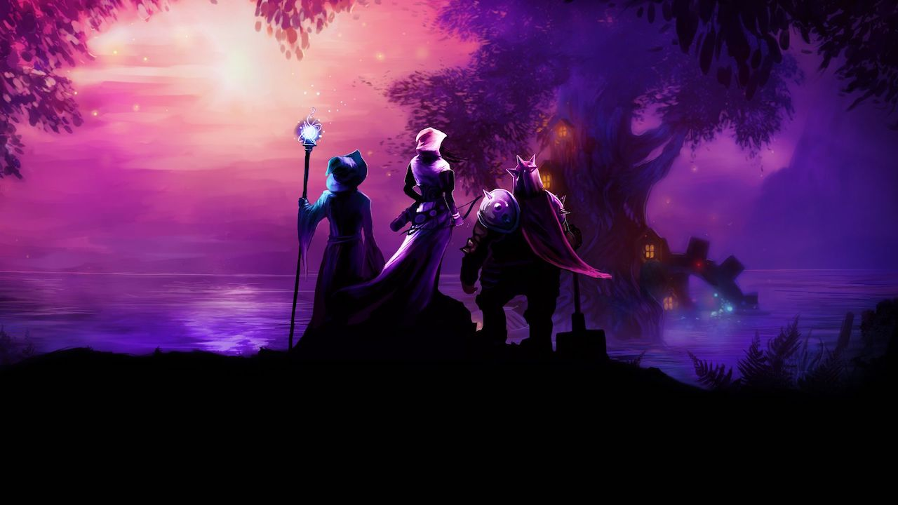 Trine Enchanted Edition Review Header