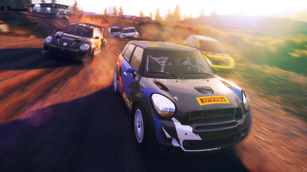 V-Rally 4 Review Screenshot 1