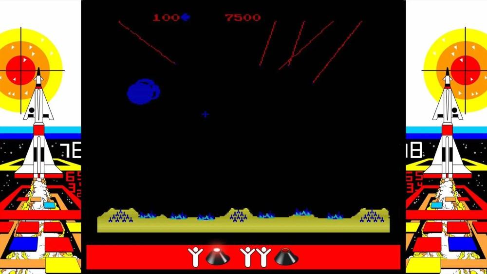 Atari Flashback Classics Review Screenshot 1