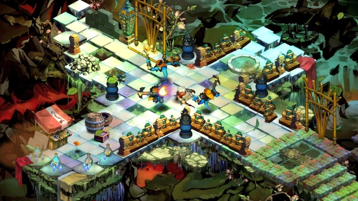 Bastion Review Screenshot 1
