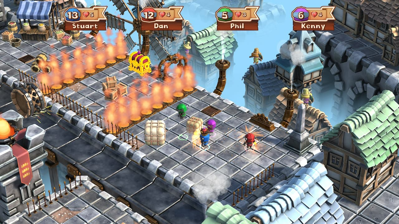 Big Crown Showdown Review Screenshot 1