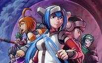 CrossCode Key Art
