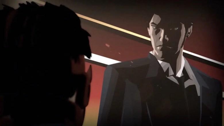 Dan Smith Travis Strikes Again: No More Heroes Killer7 Screenshot